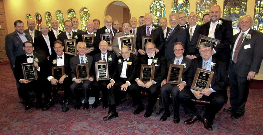 Man of the Year Honorees